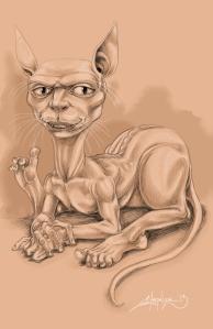 Kitty-Man