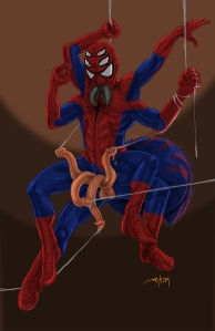 spidermannish