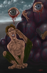 Terence, Mephisto & Viscera Eyes
